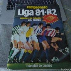 Álbum de fútbol completo: ALBUM ED. ESTE 81 82 ) ( TODOS LOS.CROMOS.EDITADOS EXCEPTO EL FICHAJE 15 KUSTUDIC). Lote 183818078