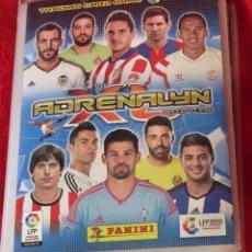 Álbum de fútbol completo: ADRENALYN 2014 15 COMPLETO. Lote 183822688