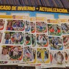 Álbum de fútbol completo: LIGA ESTE 2018-2019 COLECCIÓN COMPLETA SIN PEGAR CON ÁLBUM. Lote 184124758