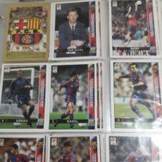 Álbum de fútbol completo: COLECCION DE CROMOS MUNDI CROMO LIGA 98-98. Lote 184305165