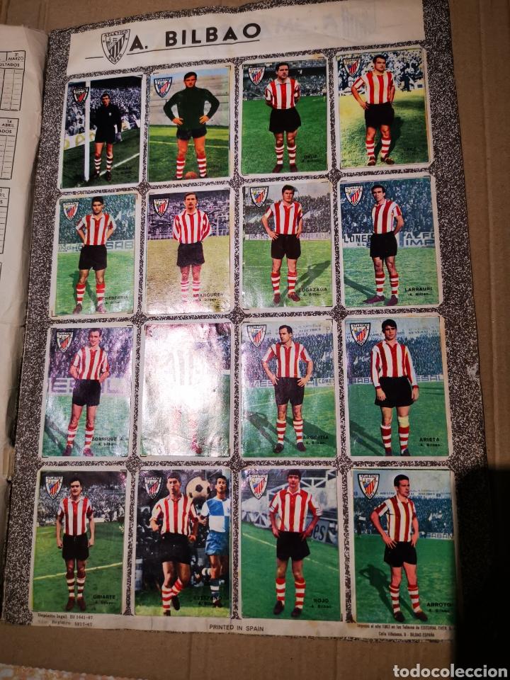 Álbum de fútbol completo: Álbum completo de fher 1967/68 con los 16 escudos. - Foto 3 - 184650677