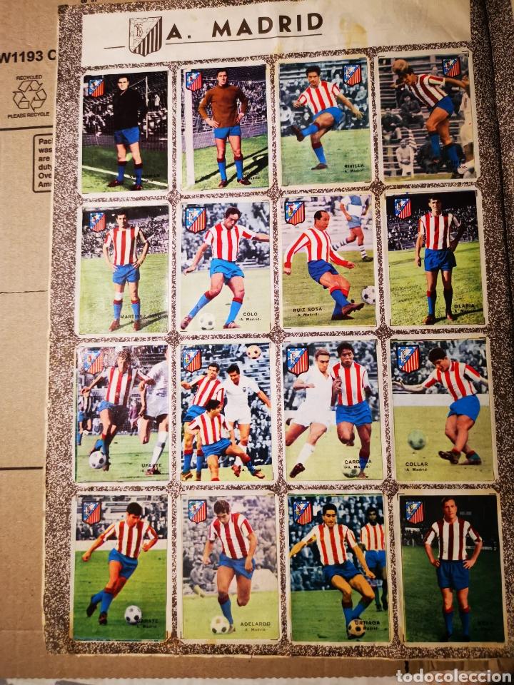Álbum de fútbol completo: Álbum completo de fher 1967/68 con los 16 escudos. - Foto 4 - 184650677