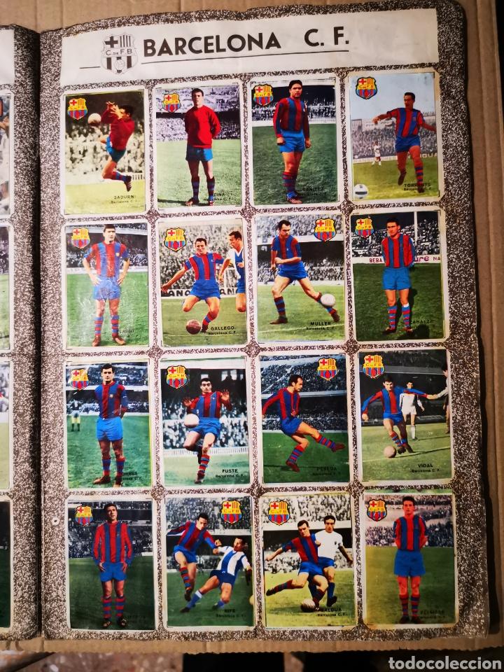 Álbum de fútbol completo: Álbum completo de fher 1967/68 con los 16 escudos. - Foto 5 - 184650677