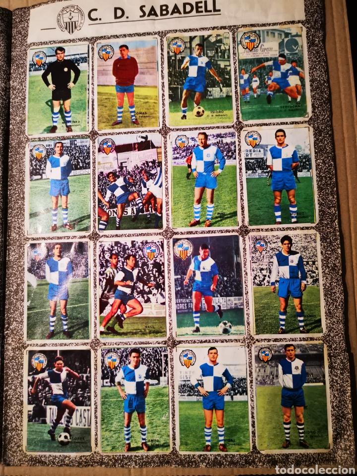 Álbum de fútbol completo: Álbum completo de fher 1967/68 con los 16 escudos. - Foto 7 - 184650677
