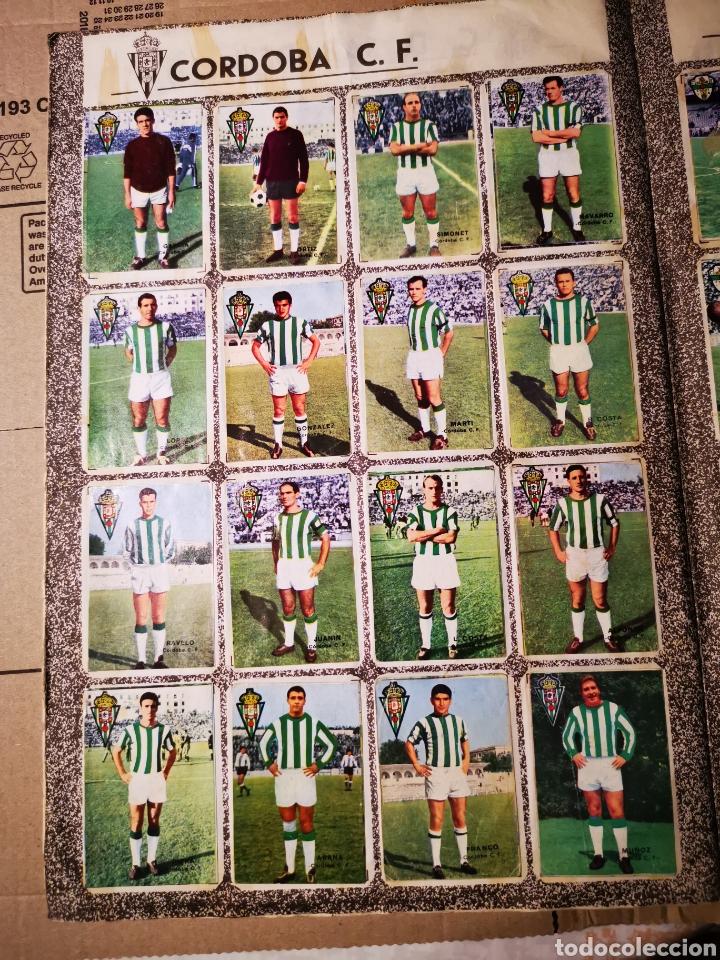 Álbum de fútbol completo: Álbum completo de fher 1967/68 con los 16 escudos. - Foto 8 - 184650677