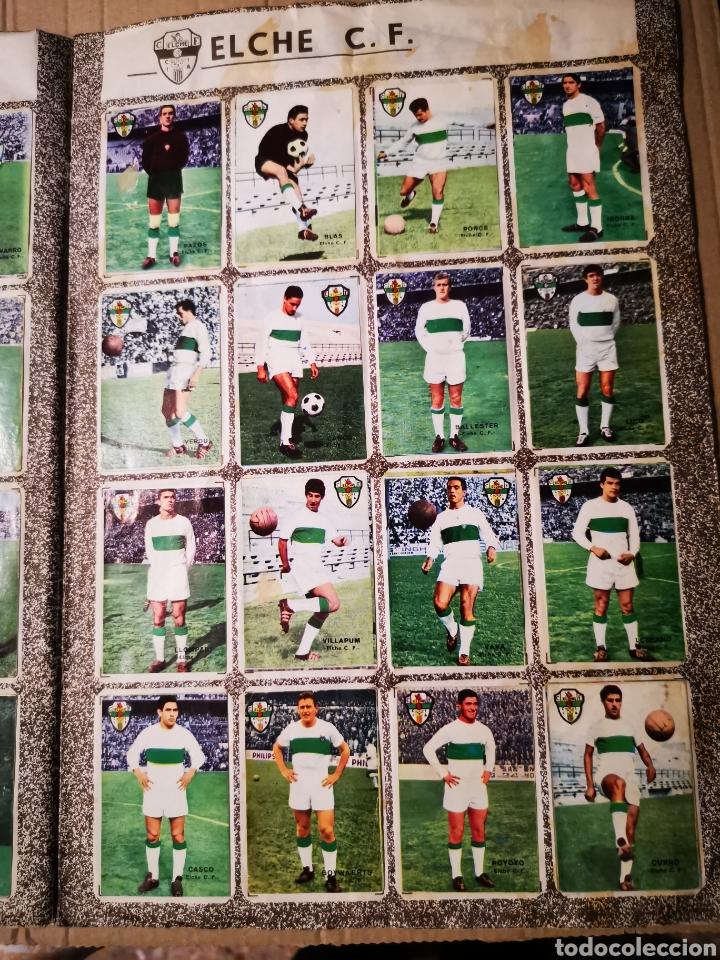 Álbum de fútbol completo: Álbum completo de fher 1967/68 con los 16 escudos. - Foto 9 - 184650677