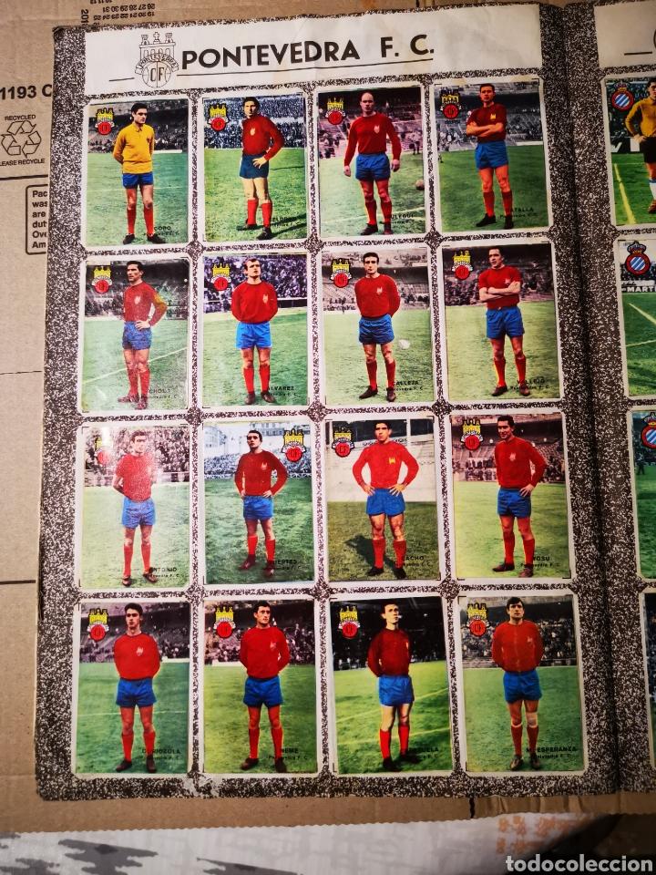 Álbum de fútbol completo: Álbum completo de fher 1967/68 con los 16 escudos. - Foto 10 - 184650677