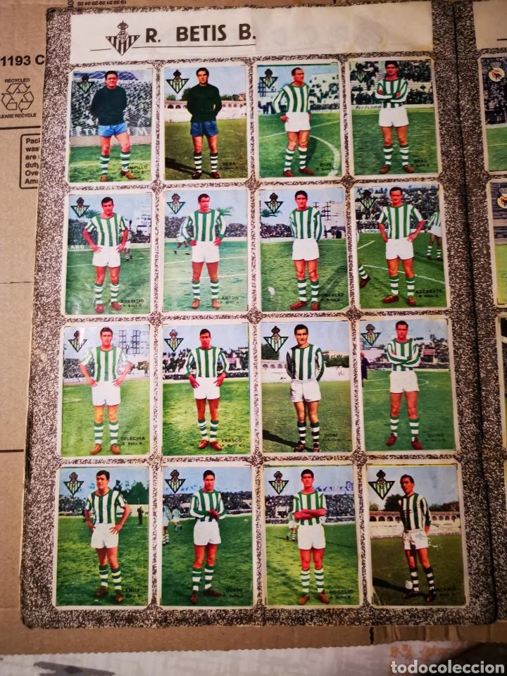 Álbum de fútbol completo: Álbum completo de fher 1967/68 con los 16 escudos. - Foto 12 - 184650677