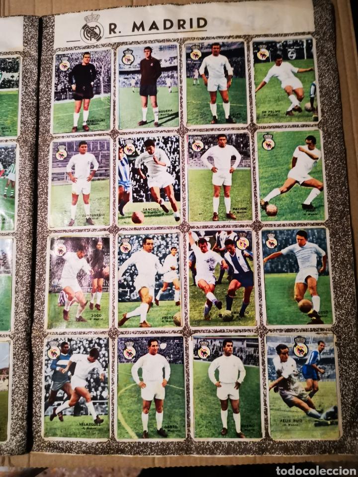 Álbum de fútbol completo: Álbum completo de fher 1967/68 con los 16 escudos. - Foto 13 - 184650677