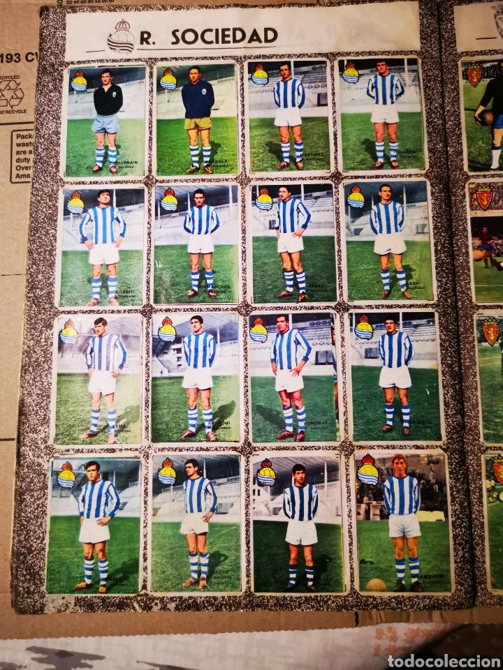 Álbum de fútbol completo: Álbum completo de fher 1967/68 con los 16 escudos. - Foto 14 - 184650677