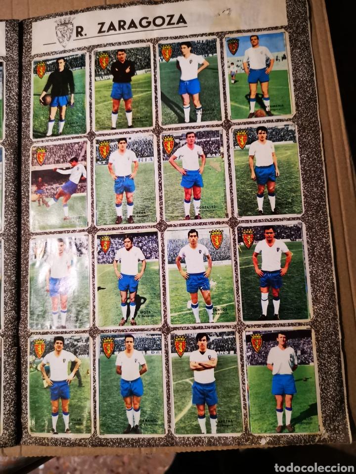 Álbum de fútbol completo: Álbum completo de fher 1967/68 con los 16 escudos. - Foto 15 - 184650677