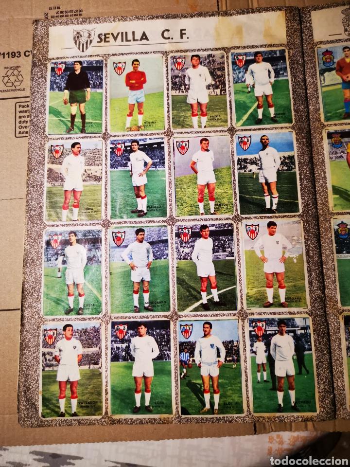 Álbum de fútbol completo: Álbum completo de fher 1967/68 con los 16 escudos. - Foto 16 - 184650677