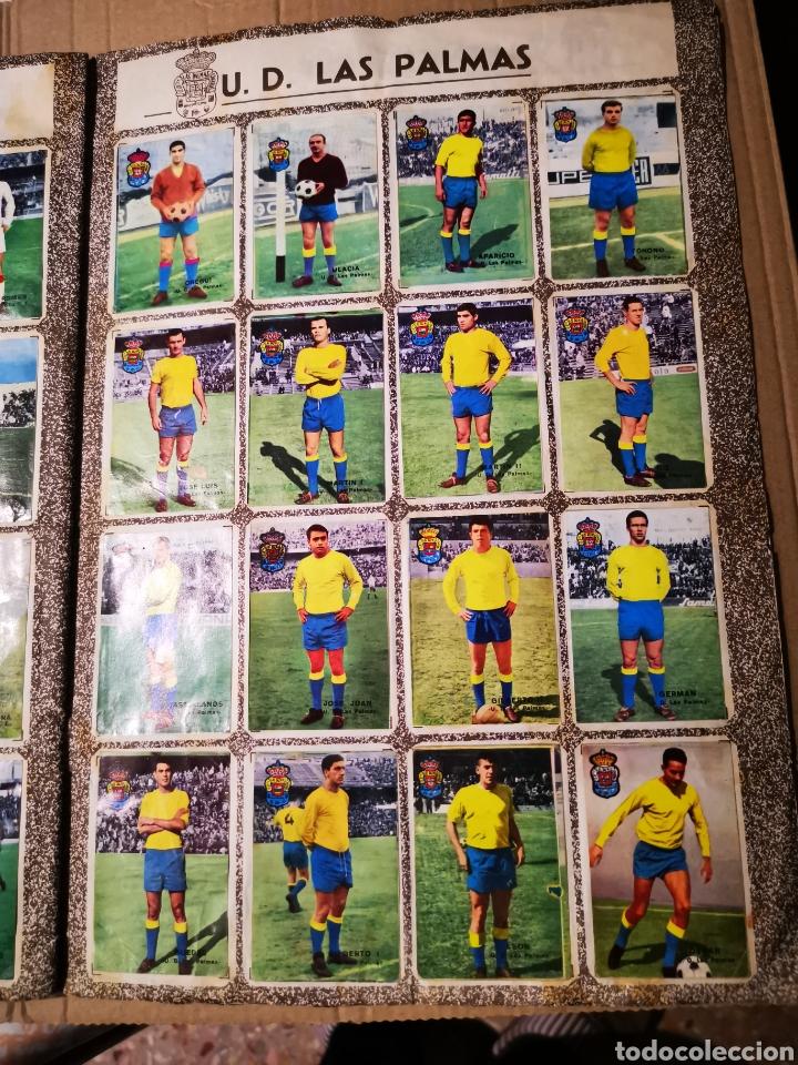Álbum de fútbol completo: Álbum completo de fher 1967/68 con los 16 escudos. - Foto 17 - 184650677