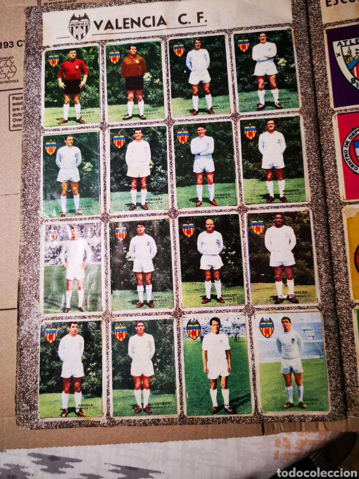 Álbum de fútbol completo: Álbum completo de fher 1967/68 con los 16 escudos. - Foto 18 - 184650677