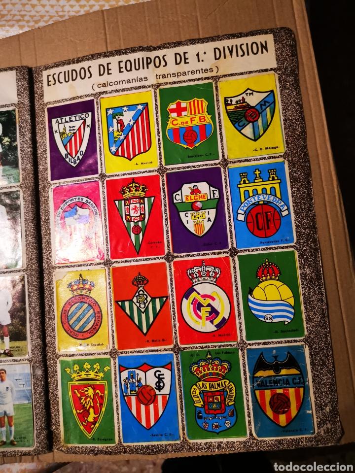 Álbum de fútbol completo: Álbum completo de fher 1967/68 con los 16 escudos. - Foto 19 - 184650677