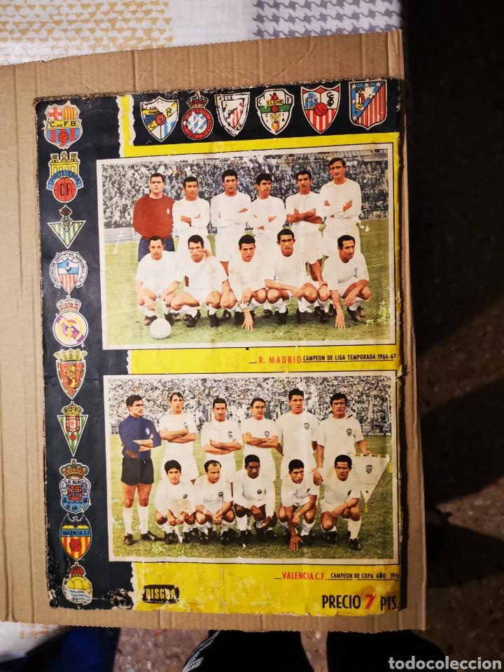 Álbum de fútbol completo: Álbum completo de fher 1967/68 con los 16 escudos. - Foto 22 - 184650677