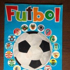 Álbum de fútbol completo: ALBUM FUTBOL LIGA MAGA 1975-1976 CROMOS TROQUELADOS ADHESIVOS 75-76 COMPLETO. Lote 186007197
