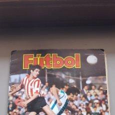 Álbum de fútbol completo: ÁLBUM COMPLETO LIGA ESTE 77 78 1977 1978 CON MUCHOS CROMOS. Lote 186227251