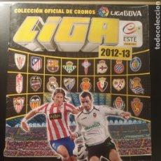 Álbum de fútbol completo: LIGA ESTE 12 13 COMPLETO. Lote 186275461