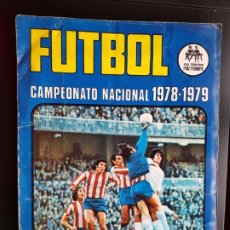 Álbum de fútbol completo: ÁLBUM CROMOS FÚTBOL 100% COMPLETO ORIGINAL CAMPEONATO NACIONAL 1978-1979 RUÍZ ROMERO 78-79. Lote 187443218