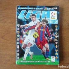 Álbum de fútbol completo: ALBUM LIGA BBVA ESTE 2011 2012 PANINI - COMPLETO 551 CROMOS - FUTBOL TEMPORADA 11 12. Lote 187540261