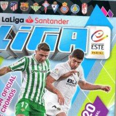 Album de football complet: ALBUM VACIO + COLECCIÓN DE CROMOS NUEVOS COMPLETA PARA PEGAR TÚ TEMPORADA 2019-2020 EDICIONES ESTE. Lote 188742627