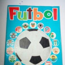 Álbum de fútbol completo: ALBUM FUTBOL LIGA 75/76, DE MAGA. COMPLETO Y EN BUEN ESTADO. Lote 188825490
