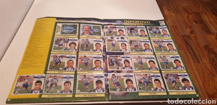 Álbum de fútbol completo: ALBUM COMPLETO DE LIGA ESTE 1999 2000 99 00 ESTA PLASTIFICADO VER FOTO - Foto 3 - 188833760