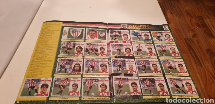 Álbum de fútbol completo: ALBUM COMPLETO DE LIGA ESTE 1999 2000 99 00 ESTA PLASTIFICADO VER FOTO - Foto 4 - 188833760
