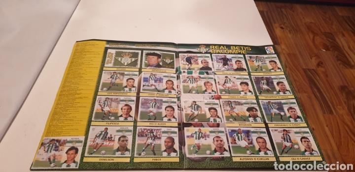 Álbum de fútbol completo: ALBUM COMPLETO DE LIGA ESTE 1999 2000 99 00 ESTA PLASTIFICADO VER FOTO - Foto 6 - 188833760