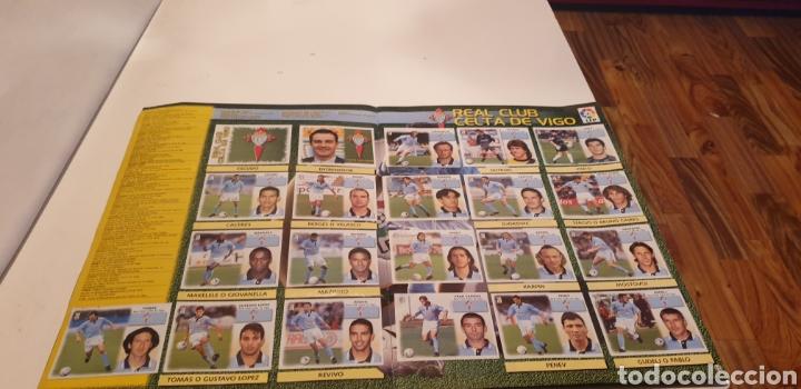 Álbum de fútbol completo: ALBUM COMPLETO DE LIGA ESTE 1999 2000 99 00 ESTA PLASTIFICADO VER FOTO - Foto 7 - 188833760