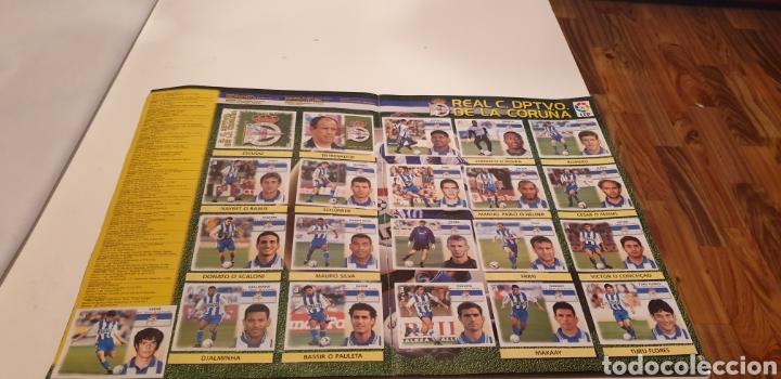 Álbum de fútbol completo: ALBUM COMPLETO DE LIGA ESTE 1999 2000 99 00 ESTA PLASTIFICADO VER FOTO - Foto 8 - 188833760