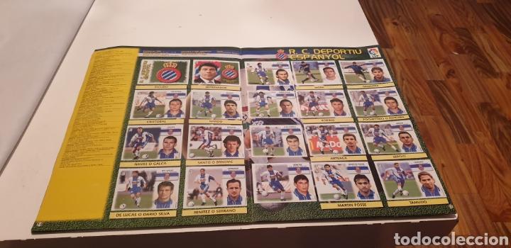 Álbum de fútbol completo: ALBUM COMPLETO DE LIGA ESTE 1999 2000 99 00 ESTA PLASTIFICADO VER FOTO - Foto 9 - 188833760
