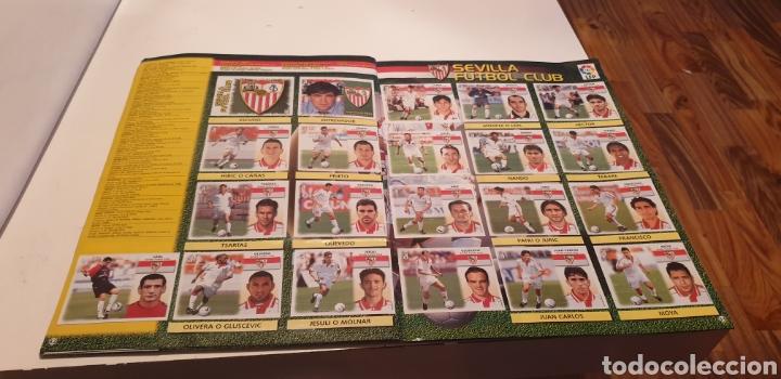 Álbum de fútbol completo: ALBUM COMPLETO DE LIGA ESTE 1999 2000 99 00 ESTA PLASTIFICADO VER FOTO - Foto 18 - 188833760