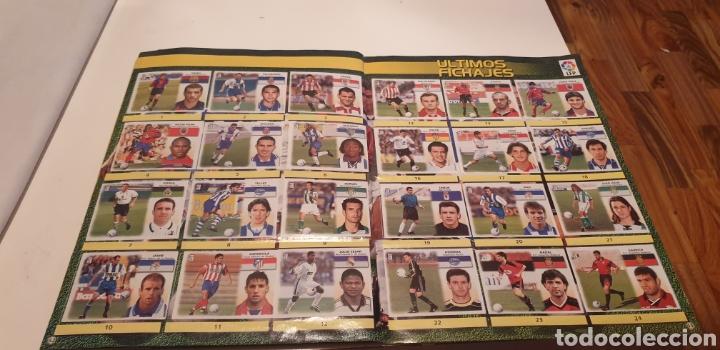 Álbum de fútbol completo: ALBUM COMPLETO DE LIGA ESTE 1999 2000 99 00 ESTA PLASTIFICADO VER FOTO - Foto 23 - 188833760