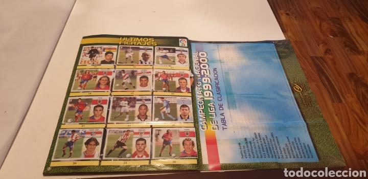 Álbum de fútbol completo: ALBUM COMPLETO DE LIGA ESTE 1999 2000 99 00 ESTA PLASTIFICADO VER FOTO - Foto 24 - 188833760