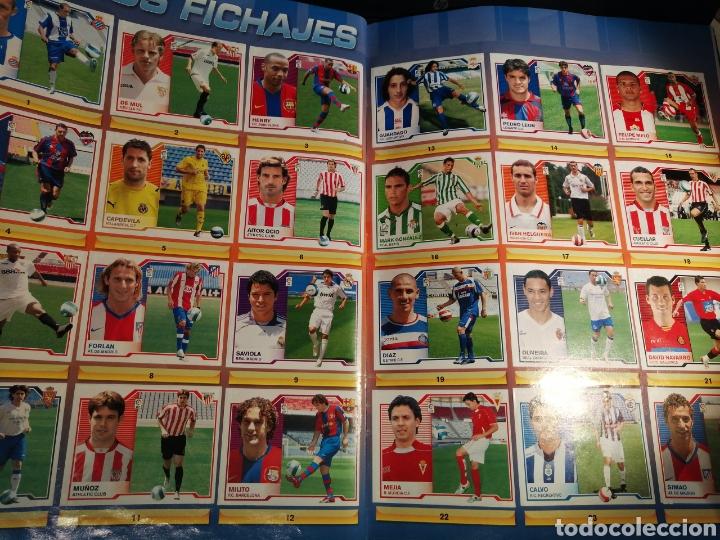 Álbum de fútbol completo: Album Futbol Liga Este 07 08 Completo con 559 cromos - Foto 3 - 189179062