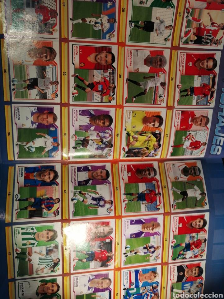 Álbum de fútbol completo: Album Futbol Liga Este 07 08 Completo con 559 cromos - Foto 4 - 189179062
