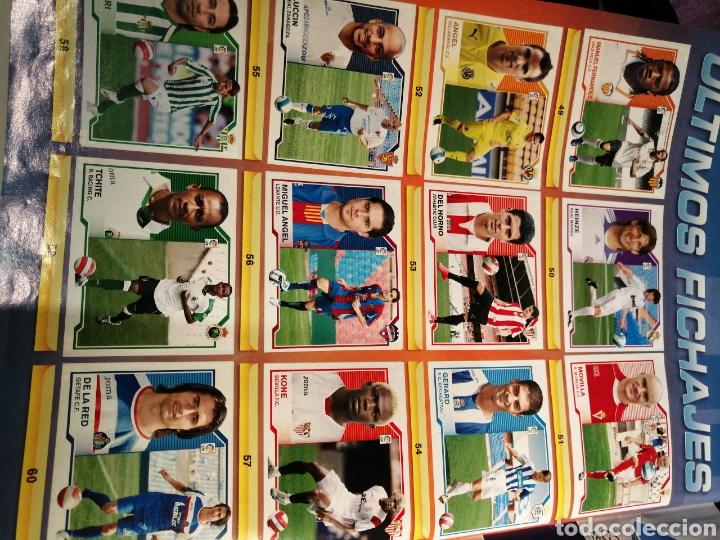 Álbum de fútbol completo: Album Futbol Liga Este 07 08 Completo con 559 cromos - Foto 5 - 189179062
