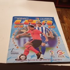Álbum de fútbol completo: COLECCION COMPLETA LIGA ESTE 2009 2010 09 10 VER DESCRIPCIÓN. Lote 189297978