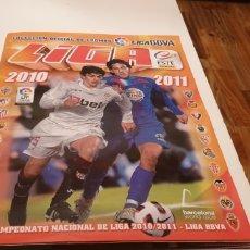 Álbum de fútbol completo: COLECCION COMPLETA LIGA ESTE 2010 2011 10 11. Lote 189298680