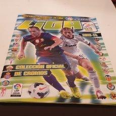 Álbum de fútbol completo: COLECCION COMPLETA LIGA ESTE 2013 2014 13 14. Lote 189299551