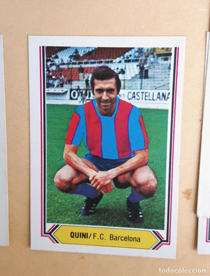 Álbum de fútbol completo: ALBUM FUTBOL LIGA 1980 1981 80 81 ESTE COMPLETO CON ASES EN ACCION ORIGINAL , K - Foto 5 - 190449887