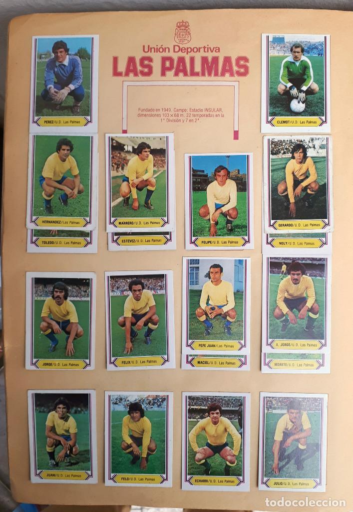 Álbum de fútbol completo: ALBUM FUTBOL LIGA 1980 1981 80 81 ESTE COMPLETO CON ASES EN ACCION ORIGINAL , K - Foto 10 - 190449887