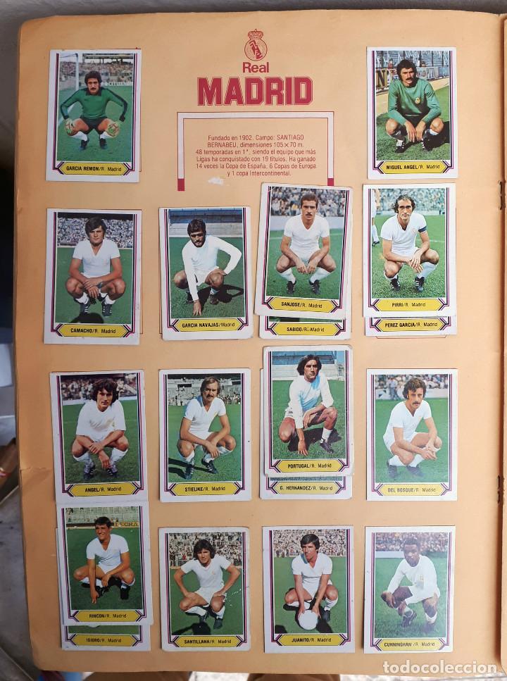 Álbum de fútbol completo: ALBUM FUTBOL LIGA 1980 1981 80 81 ESTE COMPLETO CON ASES EN ACCION ORIGINAL , K - Foto 12 - 190449887