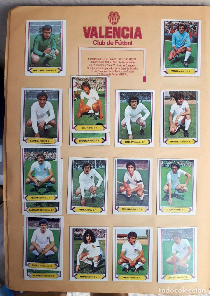 Álbum de fútbol completo: ALBUM FUTBOL LIGA 1980 1981 80 81 ESTE COMPLETO CON ASES EN ACCION ORIGINAL , K - Foto 22 - 190449887