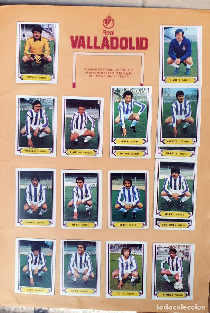 Álbum de fútbol completo: ALBUM FUTBOL LIGA 1980 1981 80 81 ESTE COMPLETO CON ASES EN ACCION ORIGINAL , K - Foto 23 - 190449887