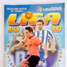 Álbum de fútbol completo: ALBUM ED. ESTE. - LIGA 2009-2010 - #. Lote 190506206
