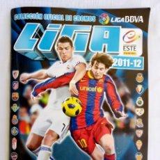 Álbum de fútbol completo: ALBUM ED. ESTE. - LIGA 2011-2012 - #. Lote 190520122