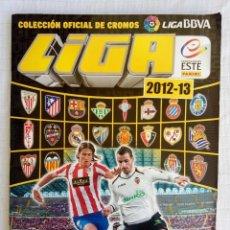 Álbum de fútbol completo: ALBUM ED. ESTE. - LIGA 2012-2012 - #. Lote 190520311